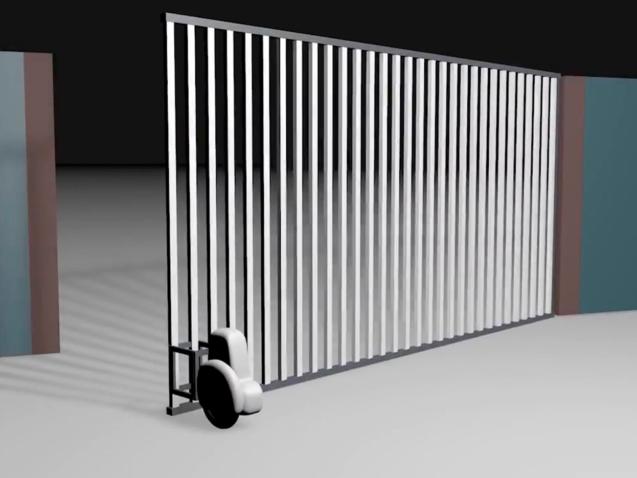 Instalação-de-motor-portão-automático-pivotante